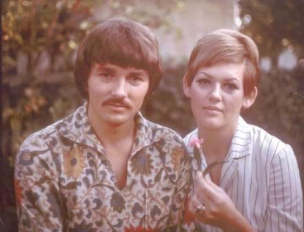 Early portrait of Delaney and Bonnie