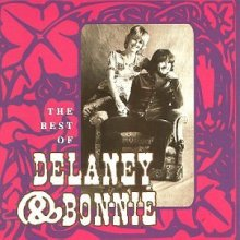 The Best Of Delaney & Bonnie (CD) album cover