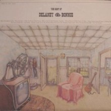 The Best Of Delaney & Bonnie (LP) album cover