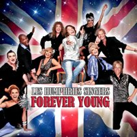 Forever Young album cover, 2012