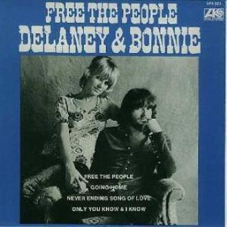 Picture sleeve for Free The People (EP)