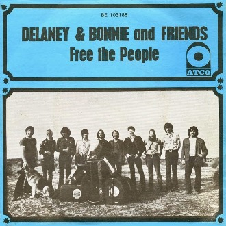 Picture sleeve for Free The People (French)