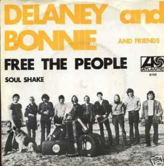 Picture sleeve for Free The People (Dutch)
