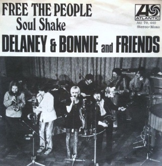 Picture sleeve for Free The People (Swedish)