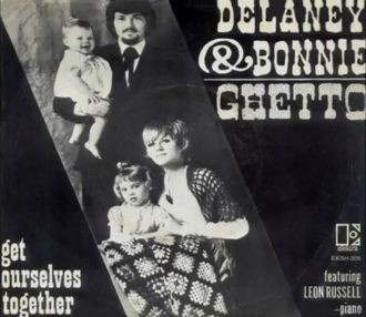 Picture sleeve for Ghetto