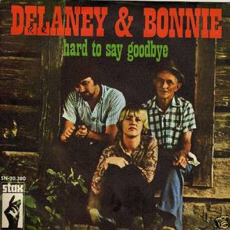 Picture sleeve for Hard To Say Goodbye