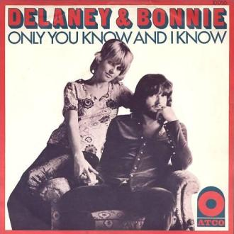 Picture sleeve for Only You Know And I Know