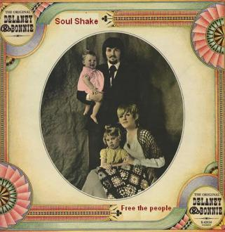 Picture sleeve for Soul Shake